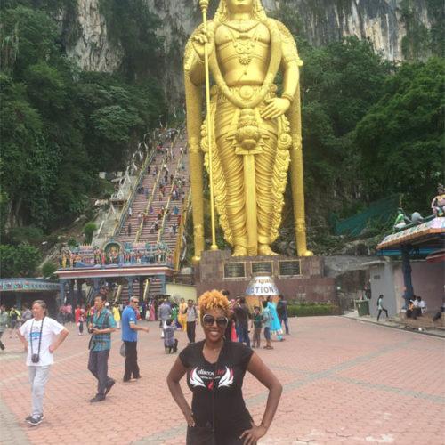 DiscovHer - Batu Caves, Kuala Lumpur, Malaysia