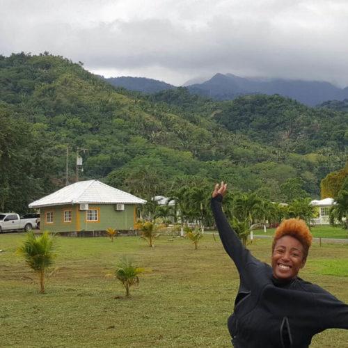 DiscovHer Usha Village, La Ceiba, Honduras